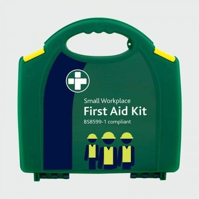 BSC Workplace Fist Aid Kit-Small