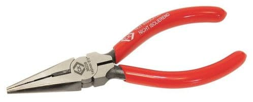 """C.K Snipe nose pliers - Straight, long  200mm 8"""""""