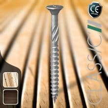 Classic Decking Screw Stainless Steel