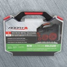 Electricans Holewsaw Kit