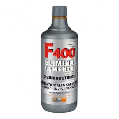F 400 CEMENT REMOVER ACID DESCALER - 1000ml