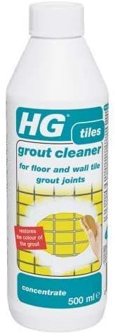 HG Grout Cleaner grout cleaner 500 ml  concentrated formula for floor, wall