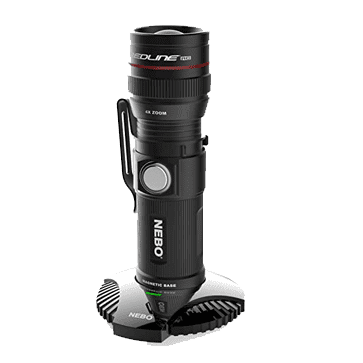 NEBO Redline RC Magdock 320 Rechargeable Flashlight