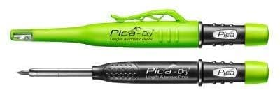 Pica 3030 Dry Long Life Deep Hole Marker, Green