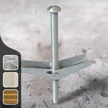 Spring Toggle with Screws