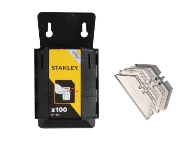 Stanley 11-921 Knife Blades 100 Pack