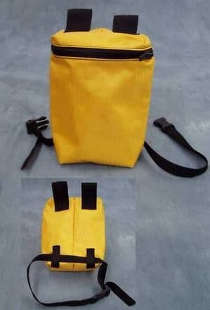 Divers detachable Scuba Diving Pocket/Pouch for Snorkelling in Yellow