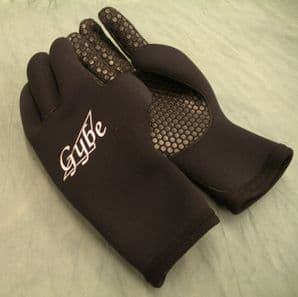Gybe 3mm Neoprene Gloves for Sailing, Jet Skiing, Surfing and Scaba Diving