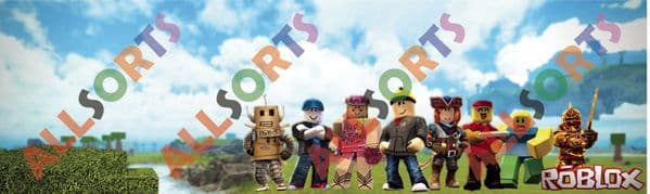 Roblox Personalised Banner