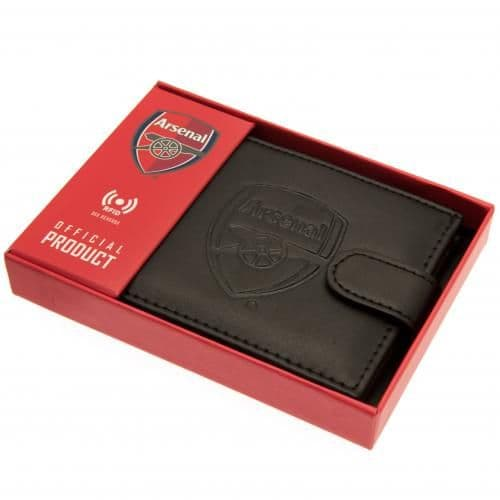 Arsenal FC RFID Wallet
