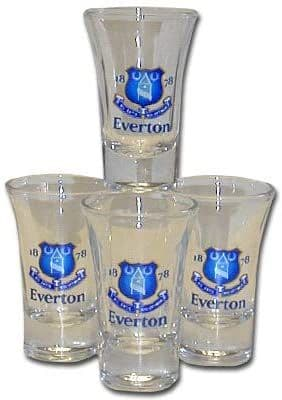 Everton FC Shot Glasses