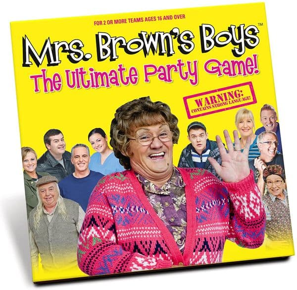 Mrs Brown's Boys The Ultimate Party Game