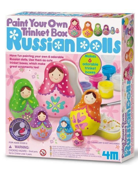 Paint Your own Russian