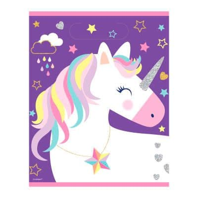 Unicorn Loot Party Bags