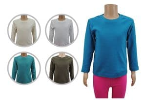 Wholesale Girls Tops & T-Shirts - Wholesale  Girls Long Sleeve Top - Girls Wholesale Clothing - iFashionWholesale.com - Specialist in Ex Chainstore Wholesale Clothing.