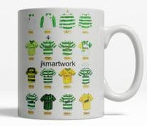 celtic shirts Mug