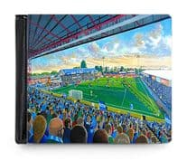 edgeley park PU leather wallet