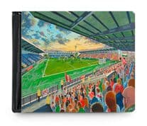 excelsior stadium PU leather wallet