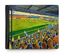 mourneview park PU leather wallet