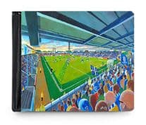 roots hall PU leather wallet