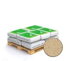 Lime Green Buff Coloured Natural Hydraulic Lime Mortar NHL 5 10 X 25KG