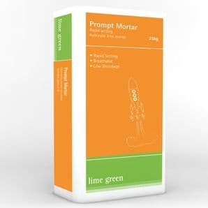 Buy Lime Green Prompt Mortar