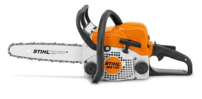 "Stihl MS170 Petrol 12"" Chainsaw"