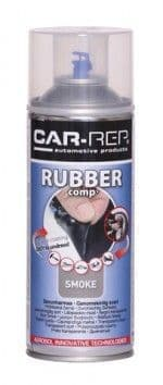 SMOKE Rubber-comp Rubber Paint Spray Film Removable Plastic dip 400ml