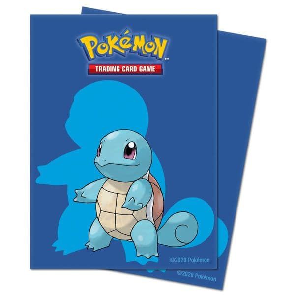 Ultra PRO Pokemon Squirtle Deck Protector Sleeves (65)