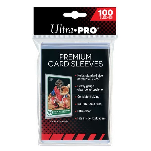 Ultra PRO Standard Premium Soft Card Penny Sleeves