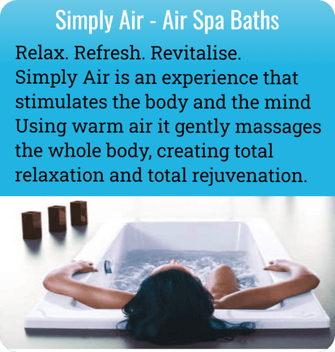 Simply Air -Air Spa PAGE COMING SOON