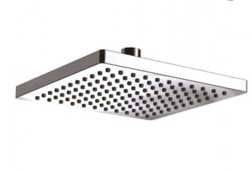 Trento 200mm x 200mm Square ABS Shower Head