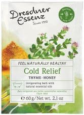 Cold Relief - Thyme - Honey