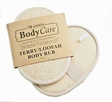 M-BP15 Terry/ Loofah Body Rub