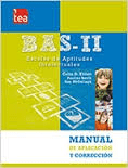 BAS-II. Escalas de Aptitudes Intelectuales Editorial TEA
