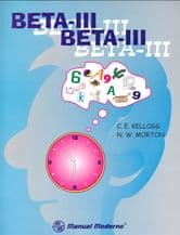 BETA-III  Unicamente Manual