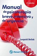 Manual de Psicoterapia Breve, Intensiva y de Urgencia Bellak ISBN: 9684266057