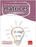 MATRICES. Test de Inteligencia General Editorial TEA