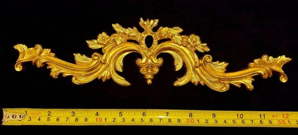 ORNATE ANTIQUE STYLE WALL MIRROR MOULDING DECORATION (No80)