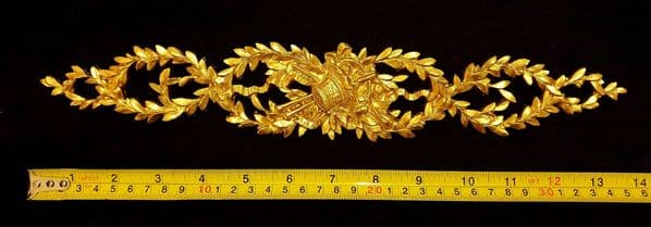 ORNATE ANTIQUE STYLE WALL MIRROR MOULDING DECORATION (No84)
