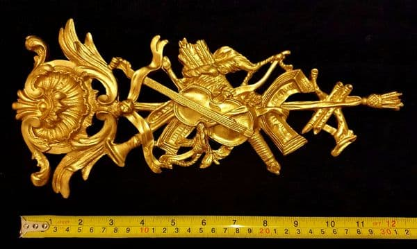 ORNATE ANTIQUE STYLE WALL MIRROR MOULDING DECORATION (No86)