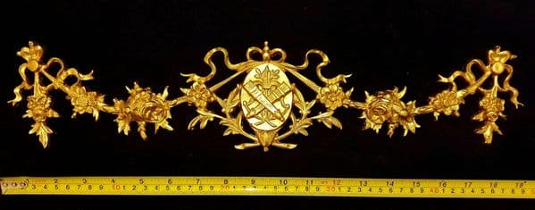 ORNATE ANTIQUE STYLE WALL MIRROR MOULDING DECORATION (No87)