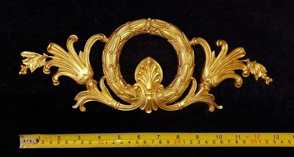 ORNATE ANTIQUE STYLE WALL MIRROR MOULDING DECORATION (No89)