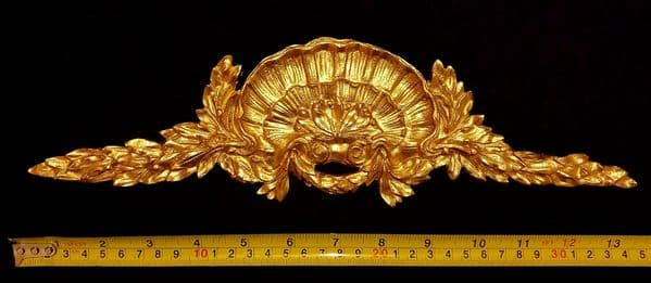 ORNATE ANTIQUE STYLE WALL MIRROR MOULDING DECORATION (No100)
