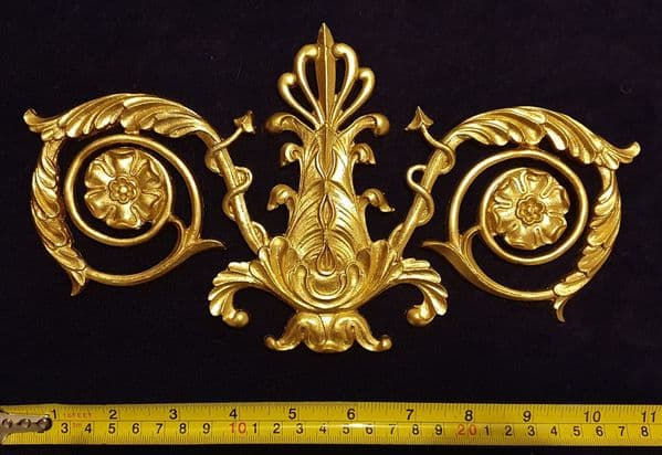 ORNATE ANTIQUE STYLE WALL MIRROR MOULDING DECORATION (No101)