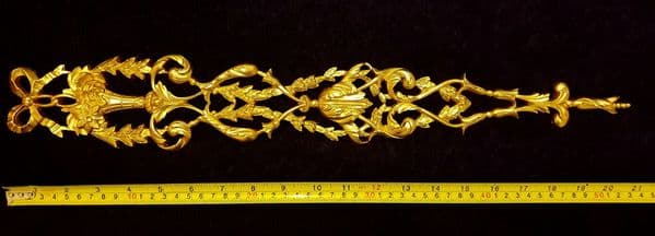 ORNATE ANTIQUE STYLE WALL MIRROR MOULDING DECORATION (No107)