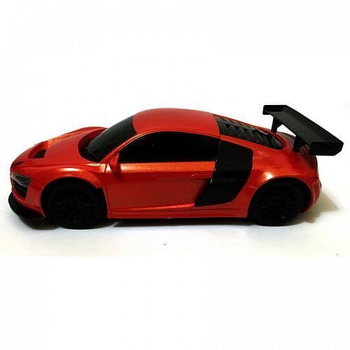 Remote Control Sports Car ~ Audi R8 Type ~ RED