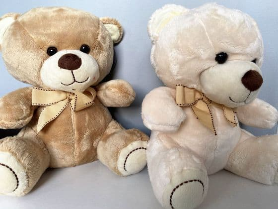Traditional Teddy Bear Supersoft Plush Toy