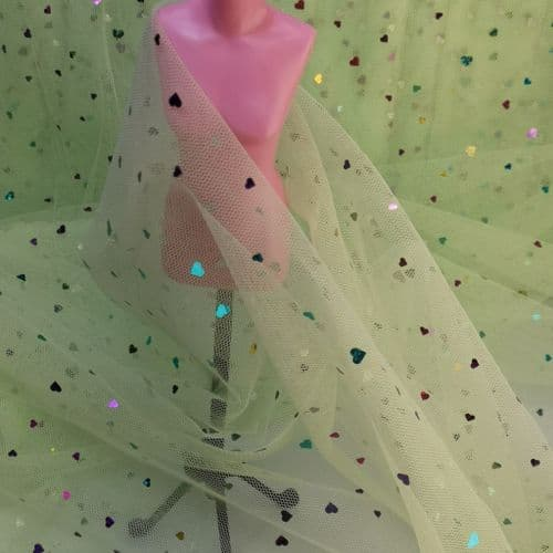 """Sparkle Tulle 