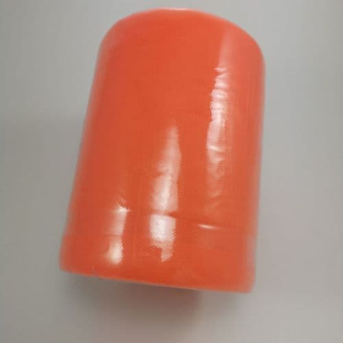 Tulle Roll |A15  Neon Orange | Polyester